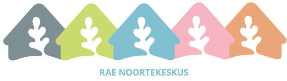 Rae Noortekeskuse logod